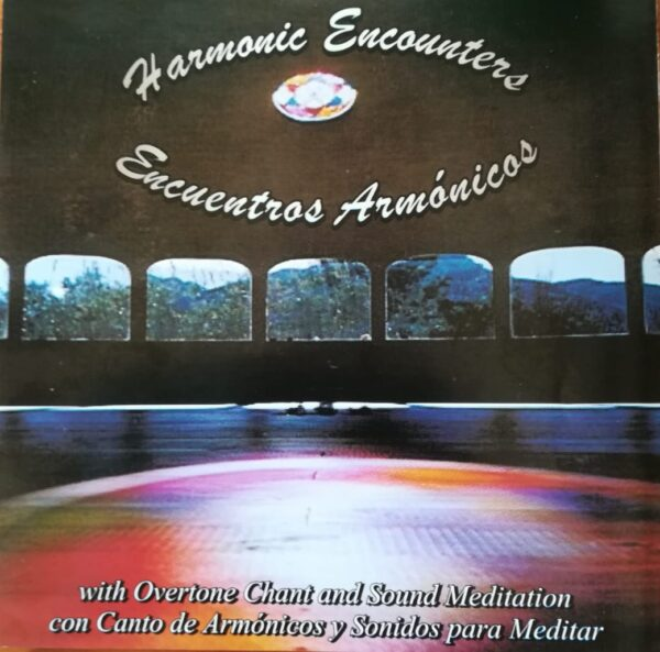 Harmonic Encounters CD